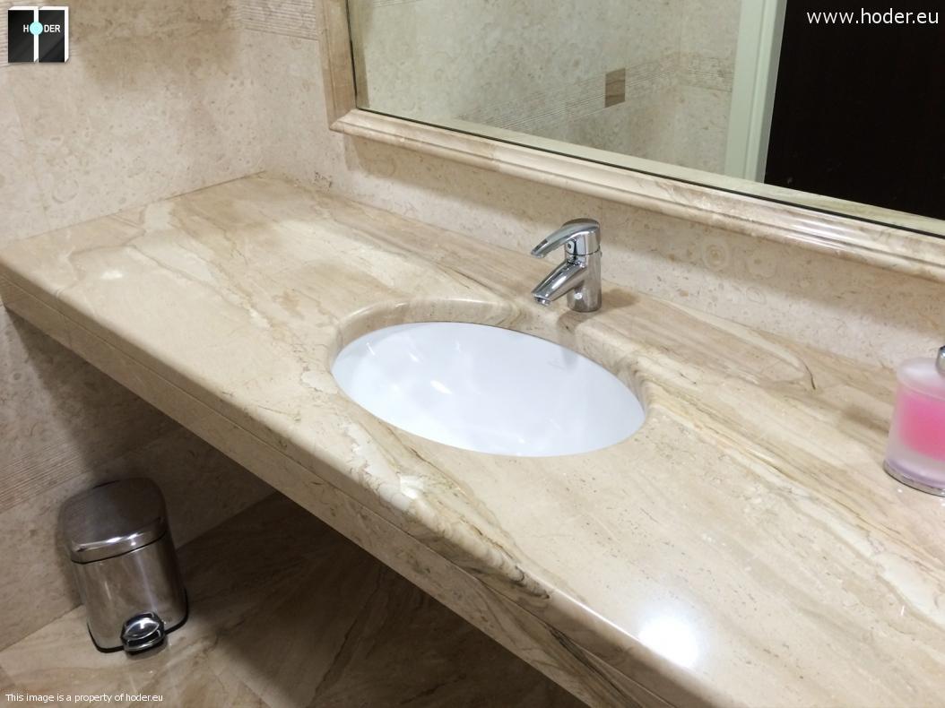 Blaty łazienkowe Centrum Obróbki Kamieni Naturalnych Hoder